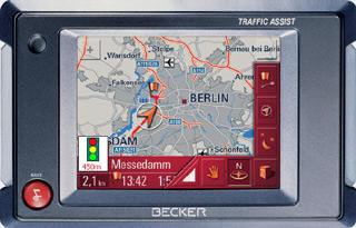 navi garmin c510 deluxe oder becker traffic assist ii 7988. Black Bedroom Furniture Sets. Home Design Ideas